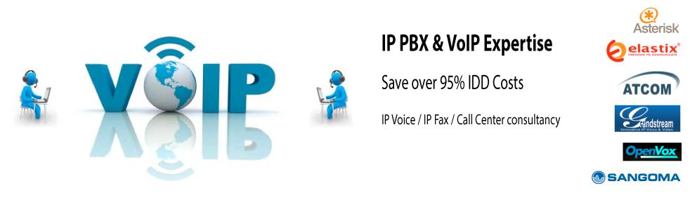 IP PBX VOIP Solution